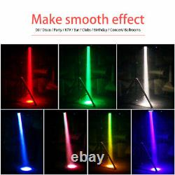 120W Double Sides Moving Head RGBW LED Beam Stage Lighting DMX DJ Party Disco UK