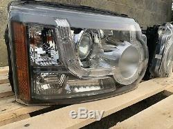2009 LAND ROVER DISCOVERY Headlight (Pair)