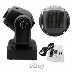 2PCS 30W RGBW Gobos Spot LED Moving Head Stage Light DMX Disco DJ Party Lighting