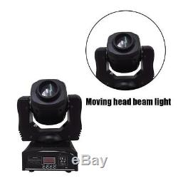 2PCS 60W LED RGBW Moving Head Stage Light DMX Club Disco Stage Party-Lighting```