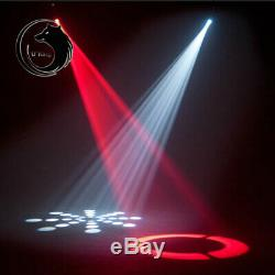 2PCS U`king 30W Stage Light RGBW LED Moving Head DMX Disco Party Gobo Show Light