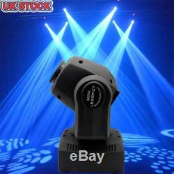 2PC/set 30W DJ Moving Head Stage Lights RGBW LED DMX Disco Party Lighting Remote