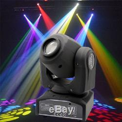 2Pcs 30W LED Moving Head Stage Light Disco DJ Pub Party Effect Lights 220240V T