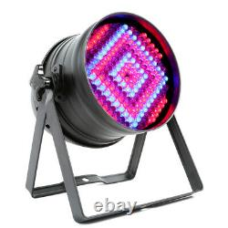 3x Beamz PAR 64 Can Disco Colour LED Party DJ Lighting Wall Lights Uplighters