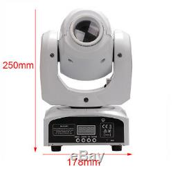 4PCS Stage Lighting U`king RGBW LED Gobo Moving Head Light For DJ Party Disco