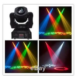 60W LED RGBW Moving Head Stage Light DMX Club Disco Stage Party Lighting