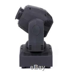 80w 8 Patterns Stage Light LED Moving Head Lights Disco DJ Party Stage Lighting