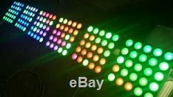 Abstract Digiblox LED Pixel Mapping Panel Set Disco DJ Light