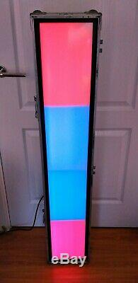 Abstract Xtreme DJ XP1 LED Disco Light Boxes / Screens /Panels Stage &