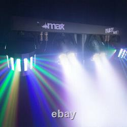 B-Stock LED Party Bar Light PAR Derby All in One Disco Stage FX Lighting System