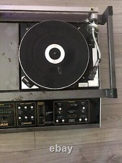 DJ / Disco. Vintage Citronic Tamar Twin Record Deck. Classic Very Collectible