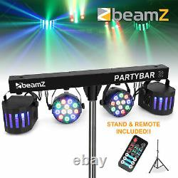 Derby FX LED Party Bar Light PAR All In One Disco Stage Band Lighting System