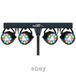KAM LED Party Bar DJ / Band / Disco Lights With Stand & Remote Control 9018E