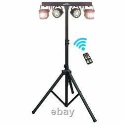 Kam Derby Fx Led Party Bar All In One Disco Stage Band Dj Lighting System