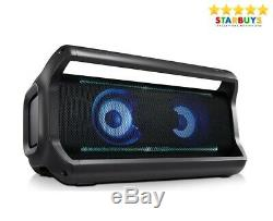 LG PK7 XBOOM Portable Wireless Bluetooth Party Speaker with LED Disco Lights