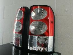 Pair Of Genuine Landrover Discovery 4 Rear Led Lights / Disco 3 Facelift Upgrade