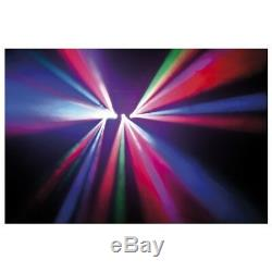 Showtec Inversion 4in1 LED Scanner Light Effect Quad Gobo Disco Party Dj Club