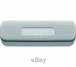 Sony SRS-XB41 Portable Wireless Bluetooth Party Speaker LED Disco Lights White