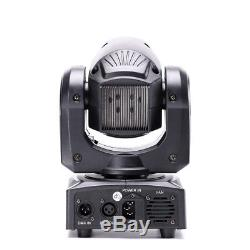 U`king 8PCS 30W RGBW LED Beam Gobos Moving Head Stage Lighting DMX Disco Party